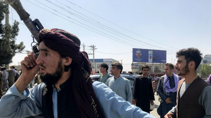 How the Taliban engineered 'political collapse' of Afghanistan