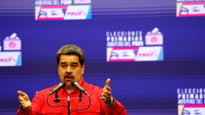 Venezuela government, opposition to start talks in Mexico