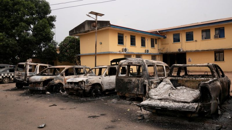Amnesty says Nigeria security forces killed at least 115 in southeast this year