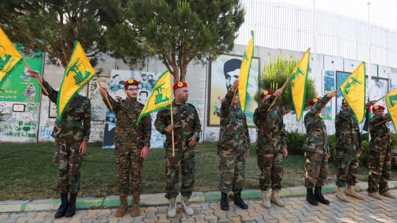 Hezbollah and Israel maintain tense peace 15 years after war