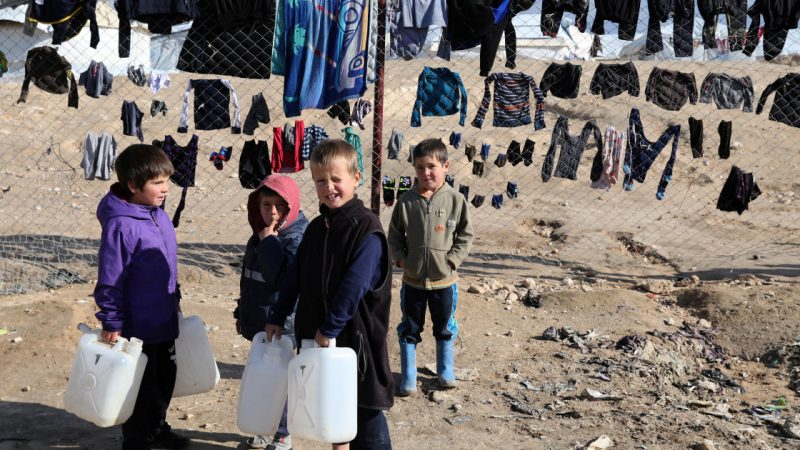 Water crisis and drought threaten 12 million in Syria, Iraq