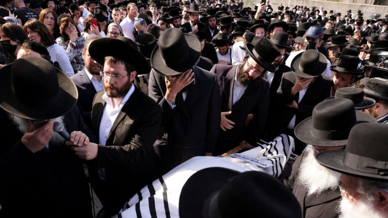 Israel inquiry into deadly festival stampede hears first witness