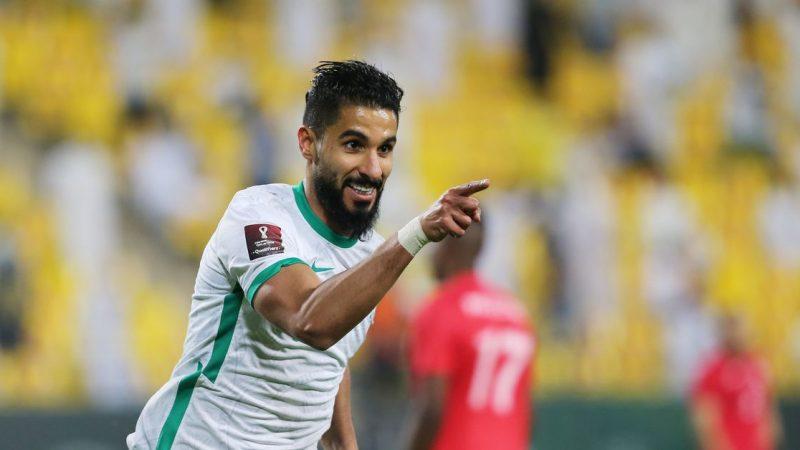 Al Shehri on target against Oman as Saudis keep pace with Socceroos