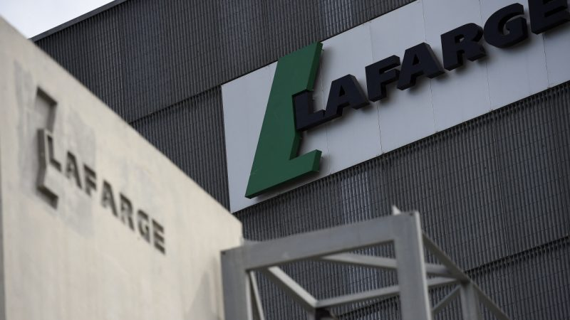 France: Lafarge loses ruling in Syria crime against humanity case