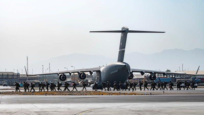 Last U.S. troops depart Afghanistan after massive airlift ending America's longest war