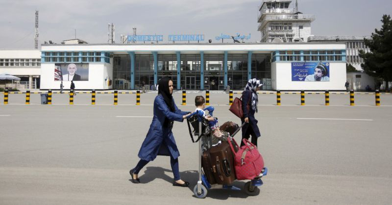 """Turkey says Kabul airport issue to """"take shape"""" in coming days"""
