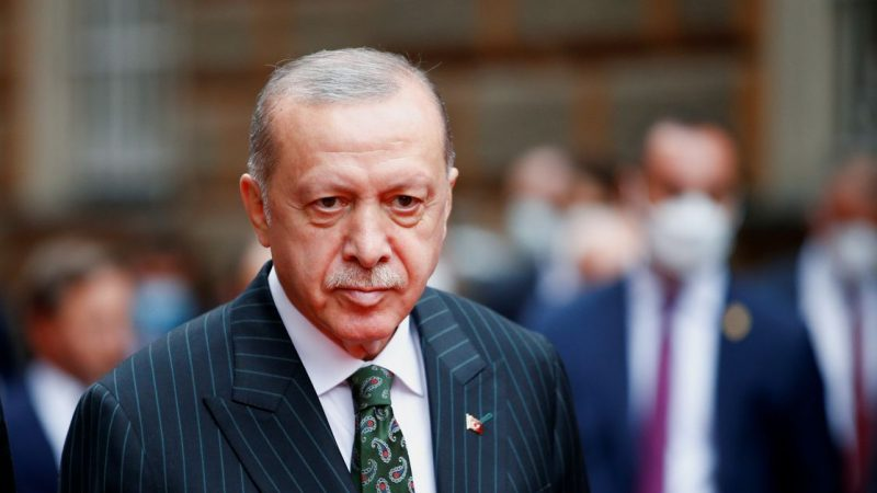 Turkey's evacuation from Afghanistan complete, Erdogan says