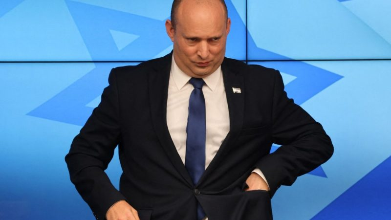 Bennett's rhetoric can't conceal Israel's colonial land grab