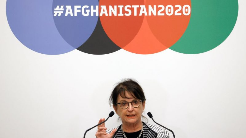 U.N. warns Afghanistan needs money to prevent total breakdown