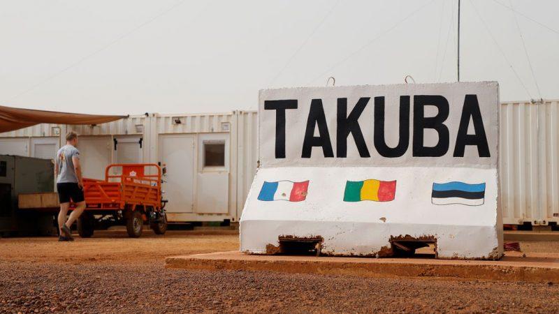 New European taskforce takes on Mali's elusive militants