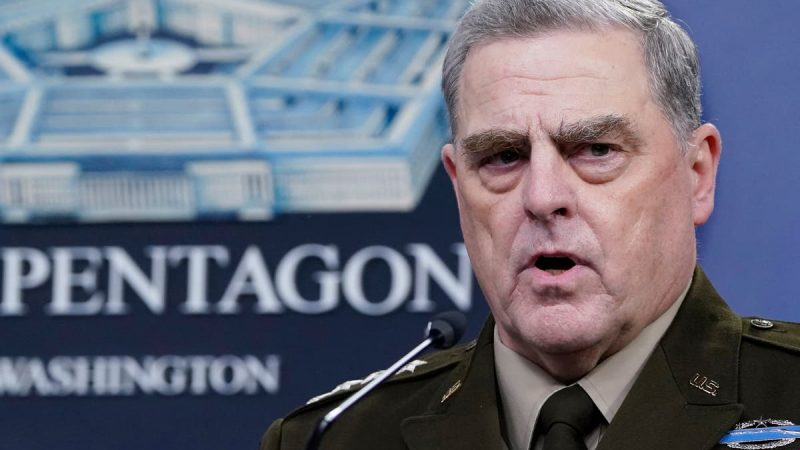 US top military officer meets with Russian counterpart