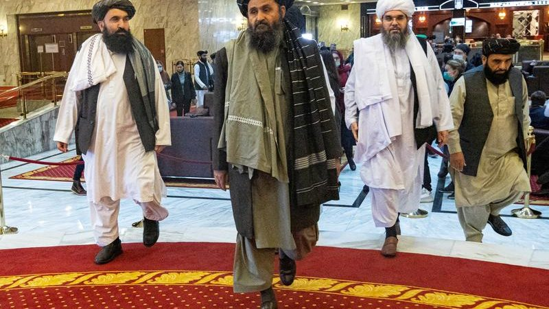 US to judge Taliban on its actions not on words