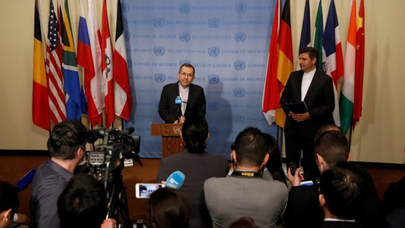 'Full of lies': Iran bashes Israeli PM's UN speech